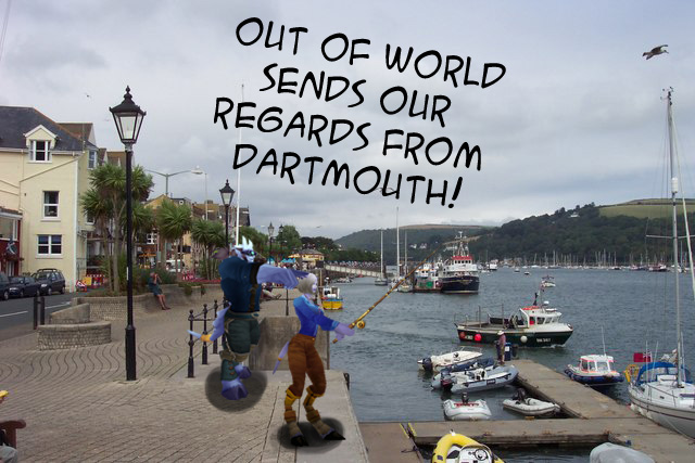 Postcard: Dartmouth